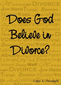 Book Cover: Does God Believe in Divorce?