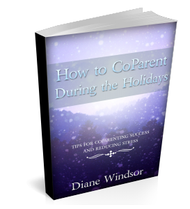 Book Cover: How to CoParent During the Holidays