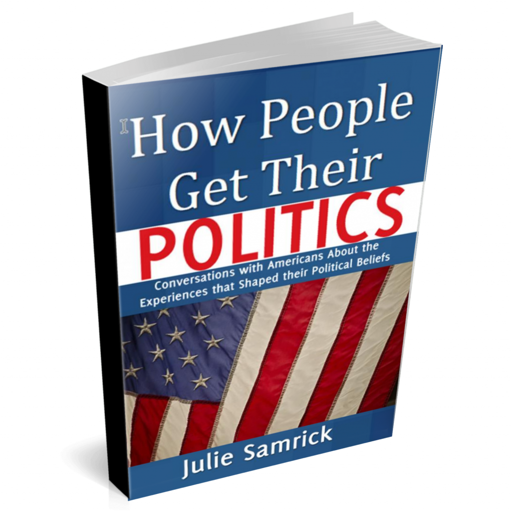 Book Cover: How People Get Their Politics
