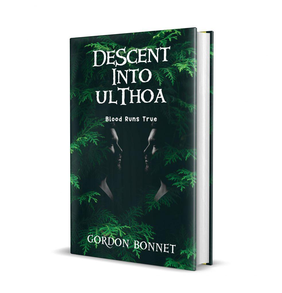 Book Cover: Descent Into Ulthoa