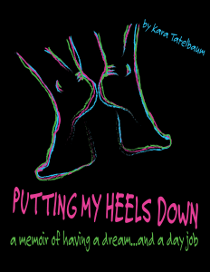 Book Cover: Putting My Heels Down